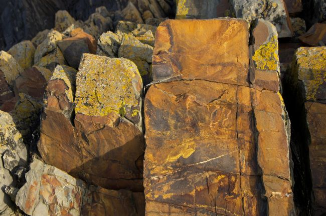 Peter Hemington | Colourful Rock formations