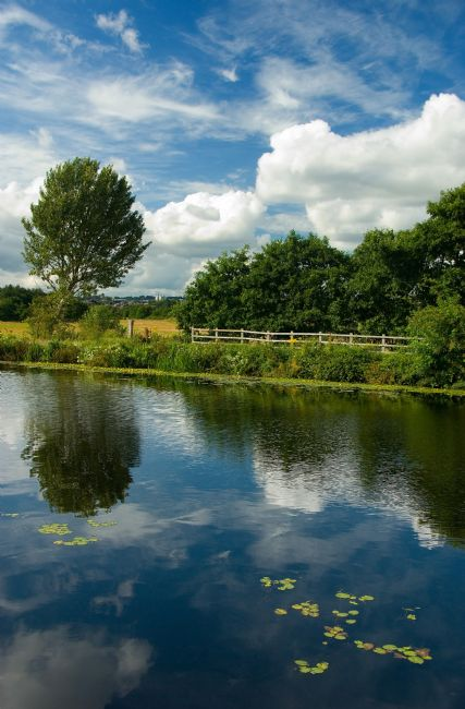 Peter Hemington | Exeter canal