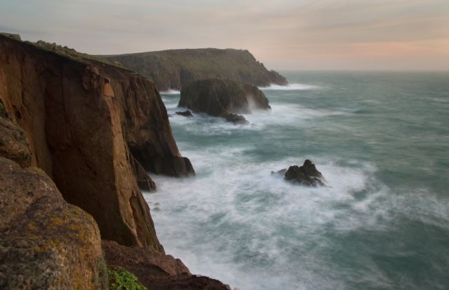 Peter Hemington | Lands End at dusk
