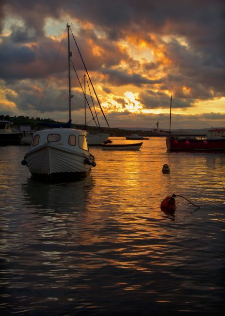 Pete Hemington | Sunset at Teignmouth