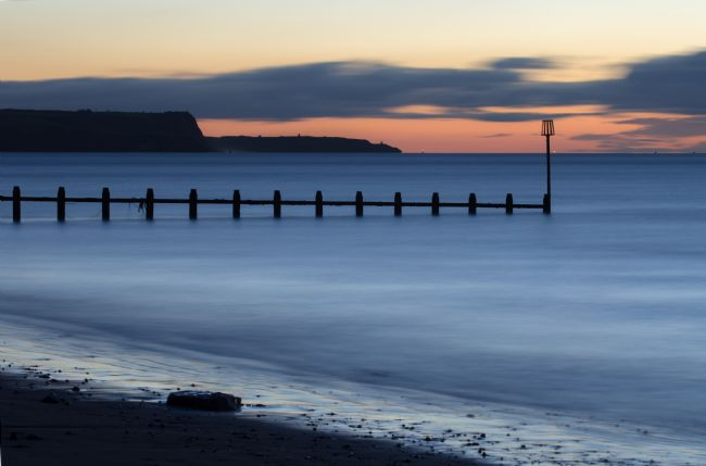 Peter Hemington | Dawn at Dawlish Warren