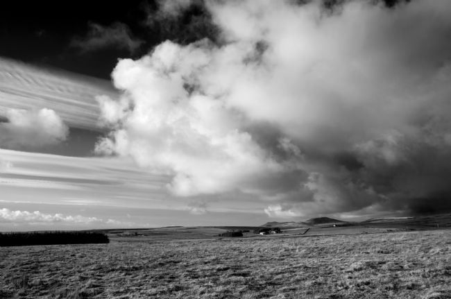 Pete Hemington | Storm passing over Bodmin Moor