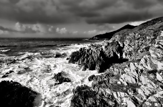 Pete Hemington | Woolacombe to Morte Point
