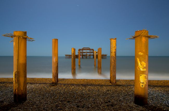 Peter Hemington | The Derelict West Pier
