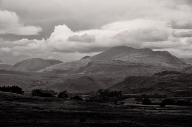 Peter Hemington | Scafell from Birker Fell