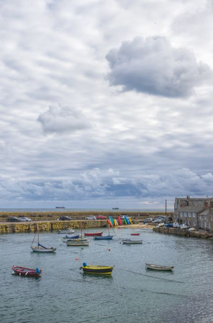 Peter Hemington | Mousehole harbour