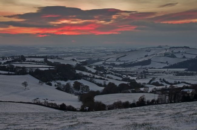 Peter Hemington | Winter in Devon