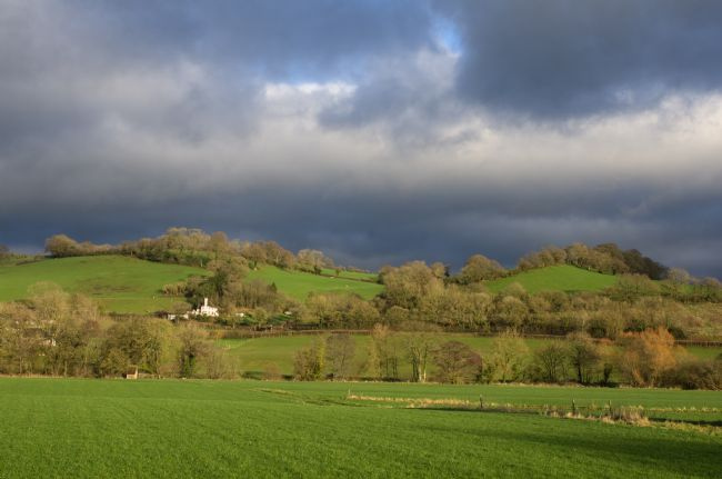 Peter Hemington | The Exe valley near Bickleigh