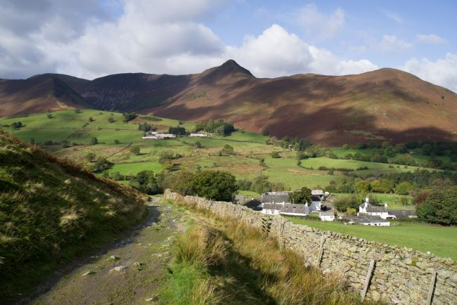 Pete Hemington | Causey Pike from Little Town