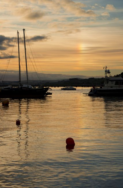 Peter Hemington | Sunset over theTeign Estuary