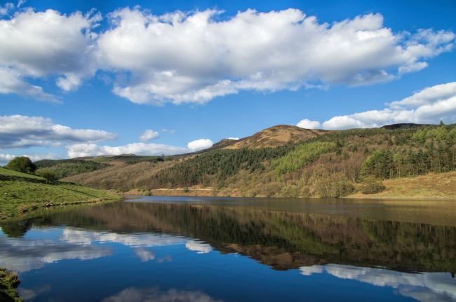 Peter Hemington | Howden Reservoir in the Peaks