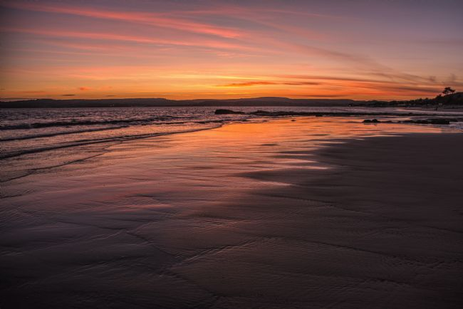 Peter Hemington | Exmouth Beach