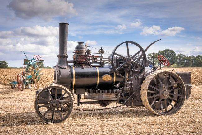 Jeremy Sage | The Steam Plough