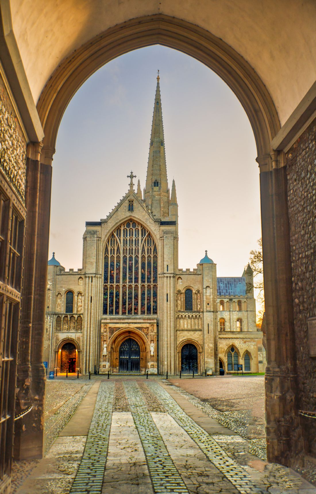 Stephen Mole | Norwich Cathedral