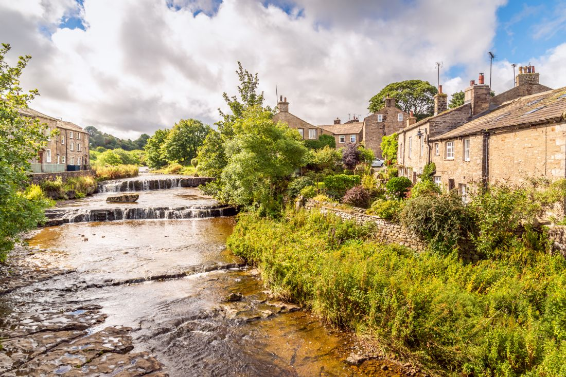 Stephen Mole | Gayle in the Yorkshire Dales