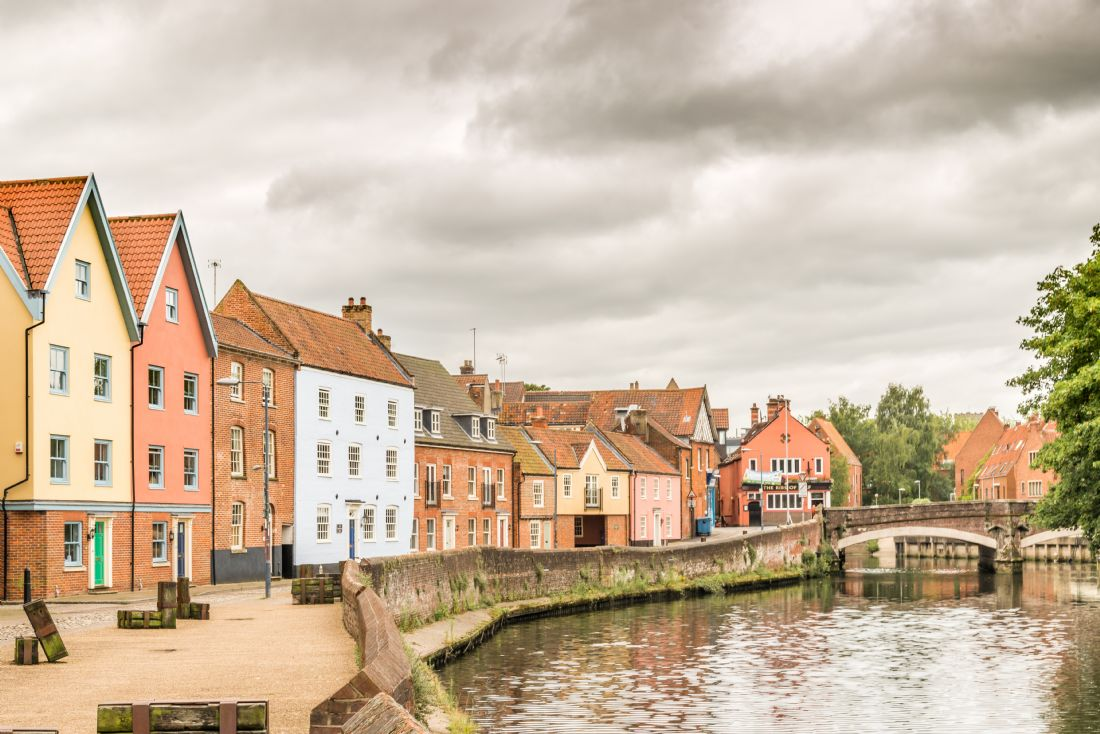 Stephen Mole | Norwich Riverside HOuses