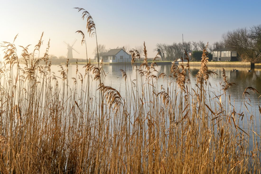 Stephen Mole | St Benet's Mill at Thurne