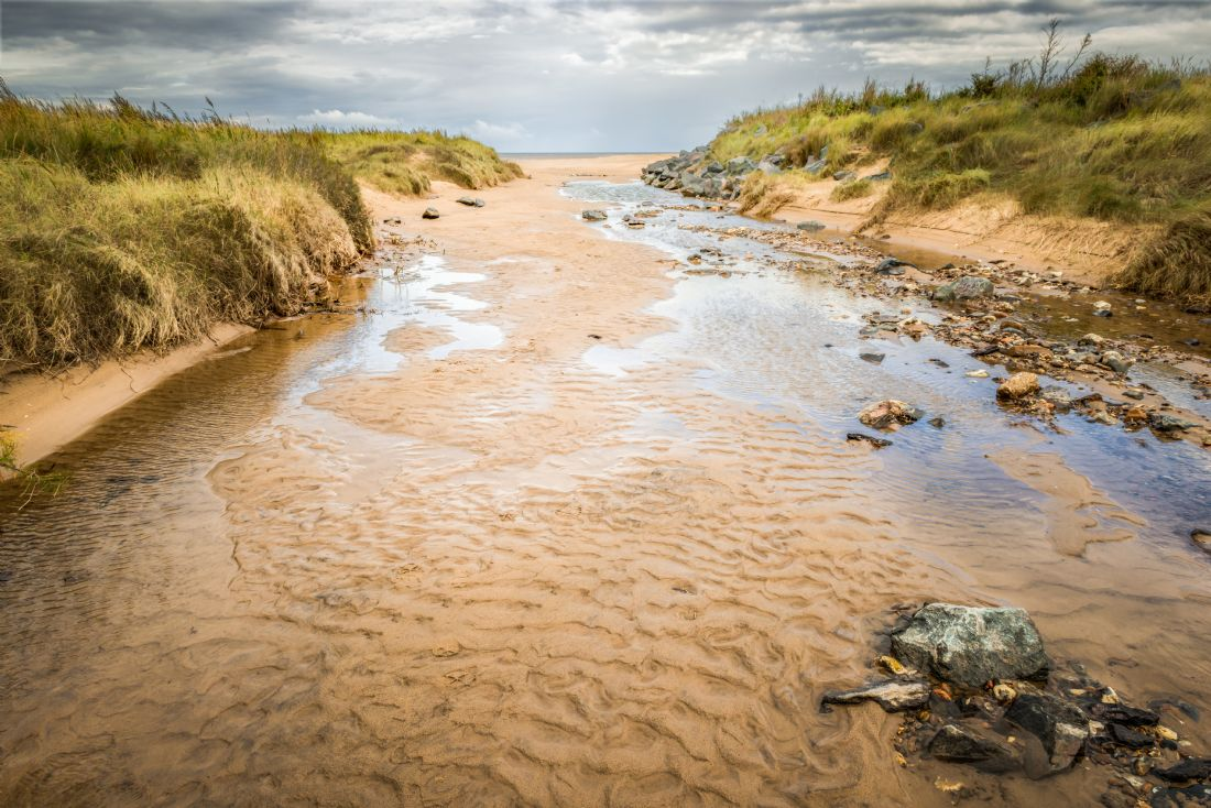 Stephen Mole | On to Brancaster Beach