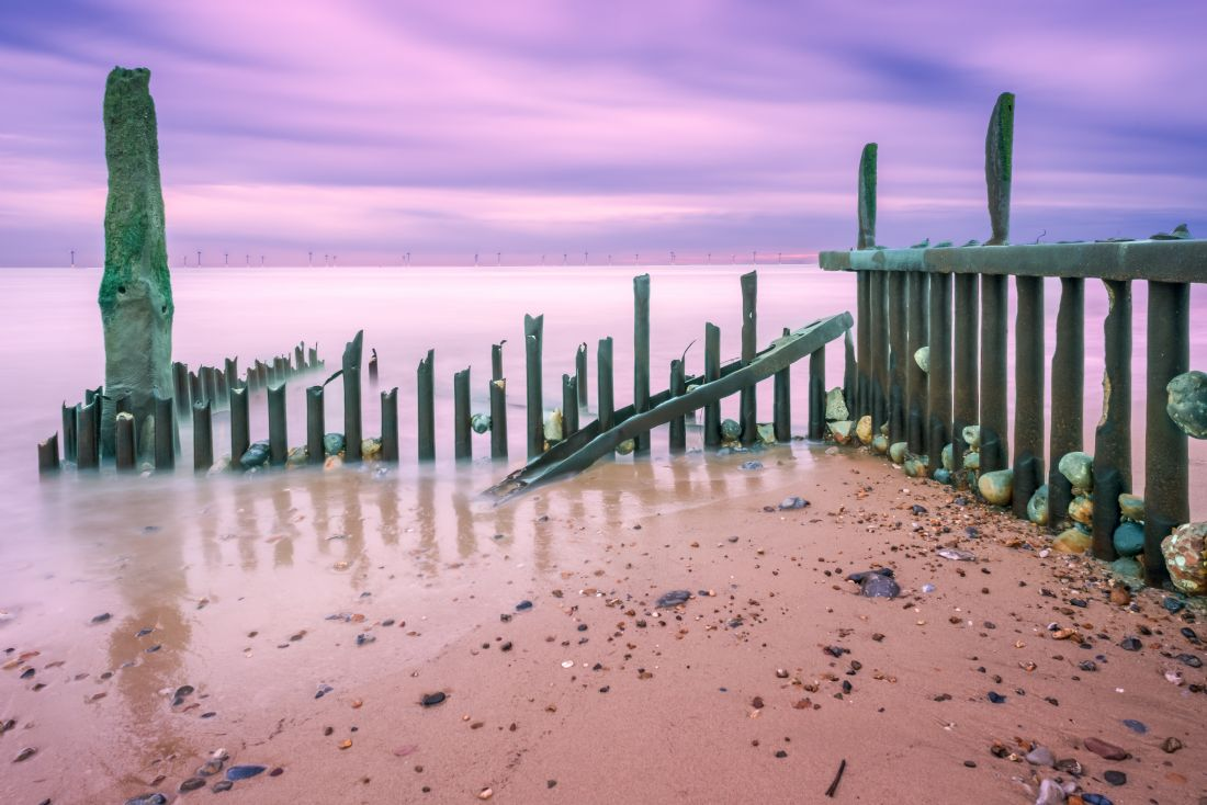 Stephen Mole | Groyne at caister