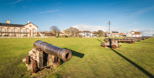 Stephen Mole | Gun Hill at Southwold