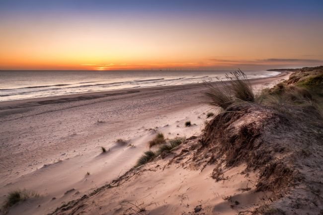 Stephen Mole | Sunrise at Winterton