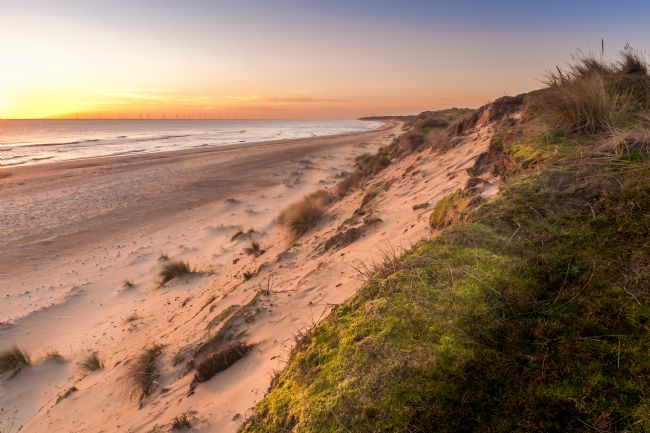 Stephen Mole | Winterton Cliffs
