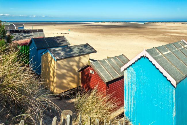Stephen Mole | Wells Beach Huts