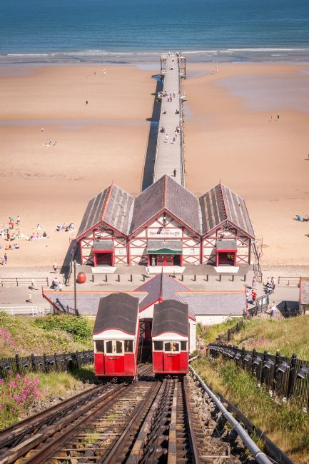 Stephen Mole | Saltburn Cliff Railway