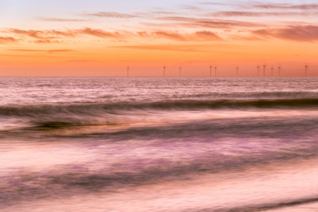 Stephen Mole | Dawn at Hemsby