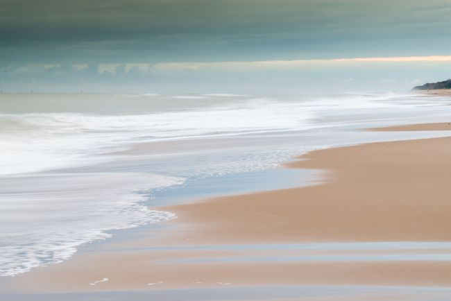 Stephen Mole | Winter on Hemsby Beach