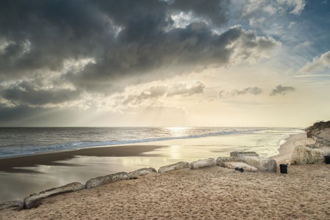 Stephen Mole | Dawn on Hemsby Beach
