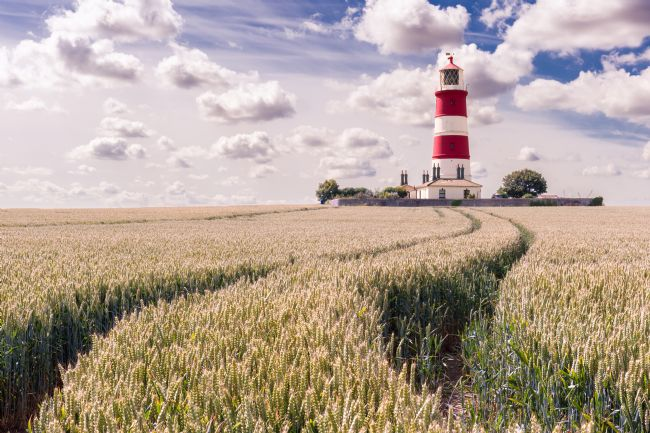 Stephen Mole | Happisburgh Lighthouse