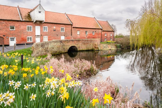Stephen Mole | Burnham Overy lower watermill