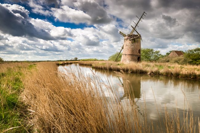 Stephen Mole | Brograve Mill, Horsey, Norfolk Broads
