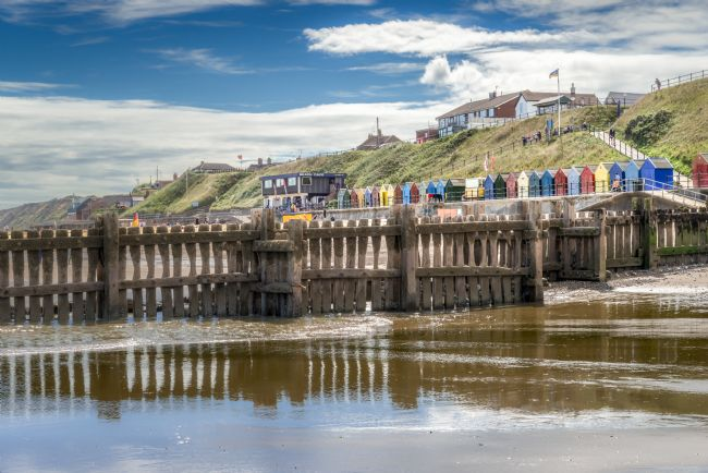 Stephen Mole | Groynes at Mundesley