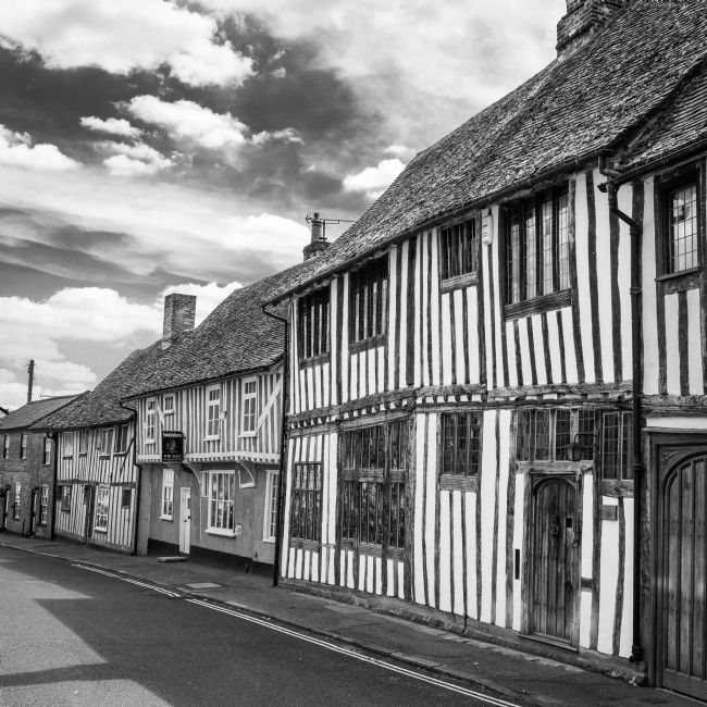 Stephen Mole | Timber Framed Tudor houses