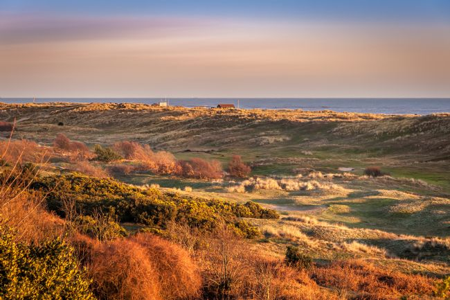 Stephen Mole | Looking over Winterton Valley