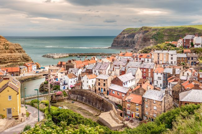 Stephen Mole | Staithes North Yorkshire
