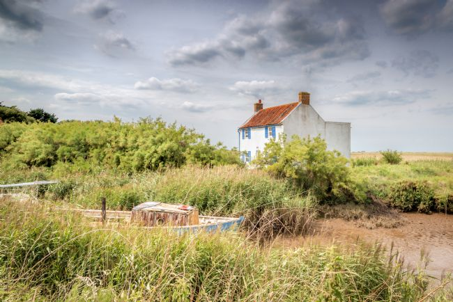 Stephen Mole | White House at Brancaster Staithe