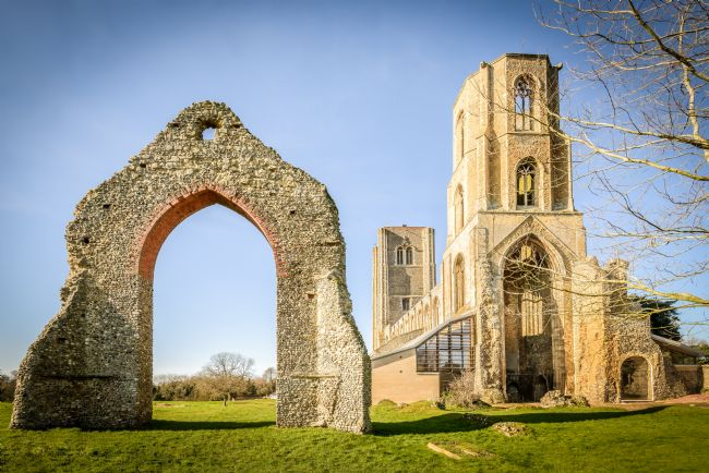Stephen Mole | Wymondham Abbey