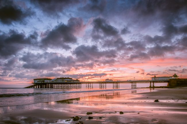 Stephen Mole | Cromer Sunrise