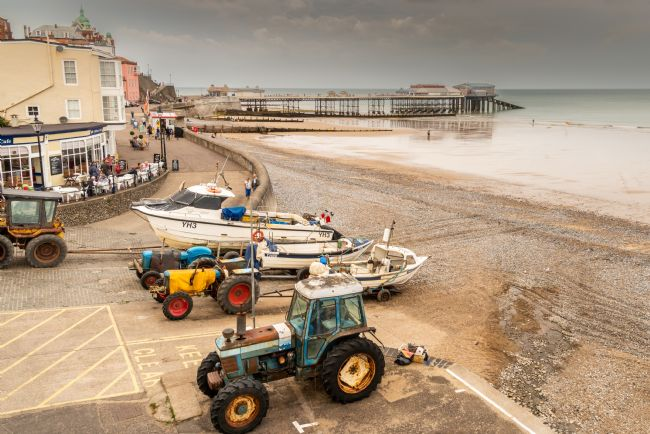 Stephen Mole | Looking towards Cromer Pier