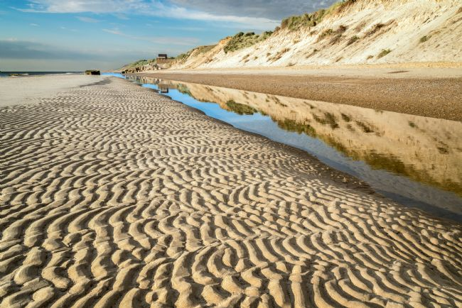 Stephen Mole | Ripples at Hemsby