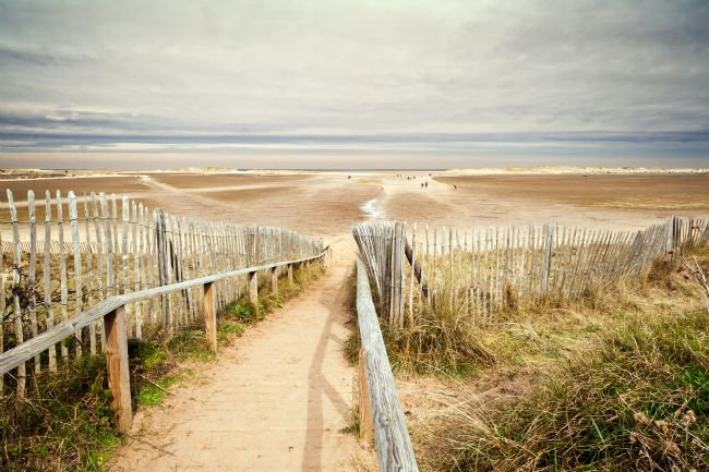 Stephen Mole | Slope to Holkham Beach