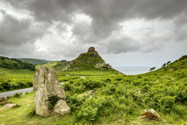Stephen Mole | The Valley Of The Rocks