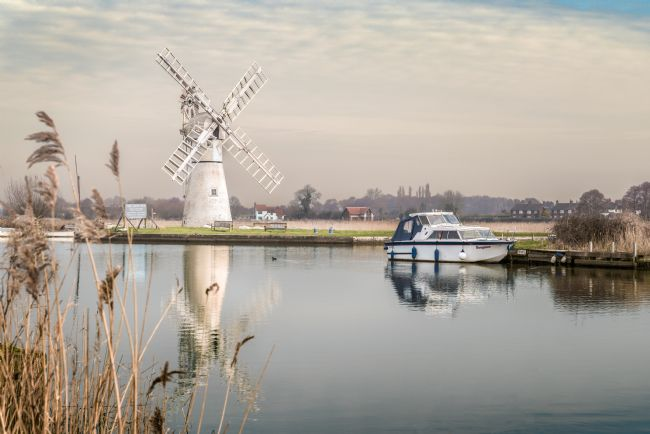 Stephen Mole | Thurne Mill