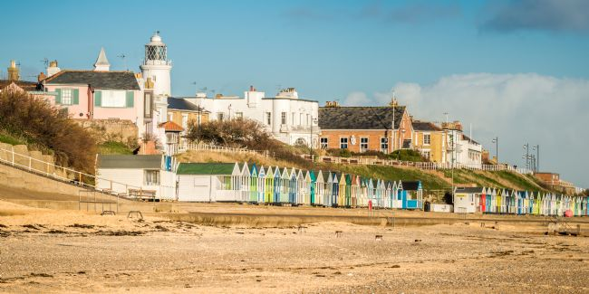 Stephen Mole | Southwold Lighthouse and Beach Huts