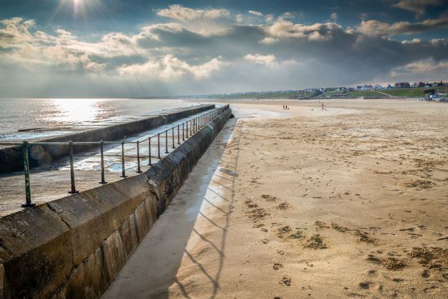 Stephen Mole | Breakwater at Gorleston