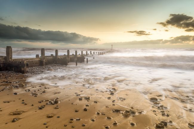 Stephen Mole | Dawn at Overstrand
