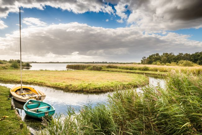 Stephen Mole | Dinghys at Hickling